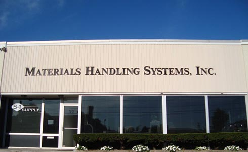 Materials Handling Systems, Inc., located in West Hartford, Connecticut (CT)
