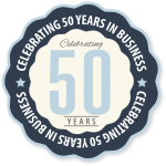 celebration 50 years in business