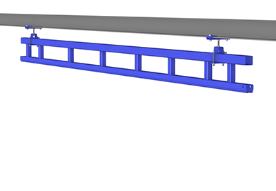 Gorbel Monorail Cranes