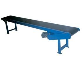 Slider Bed Power Conveyor Belt