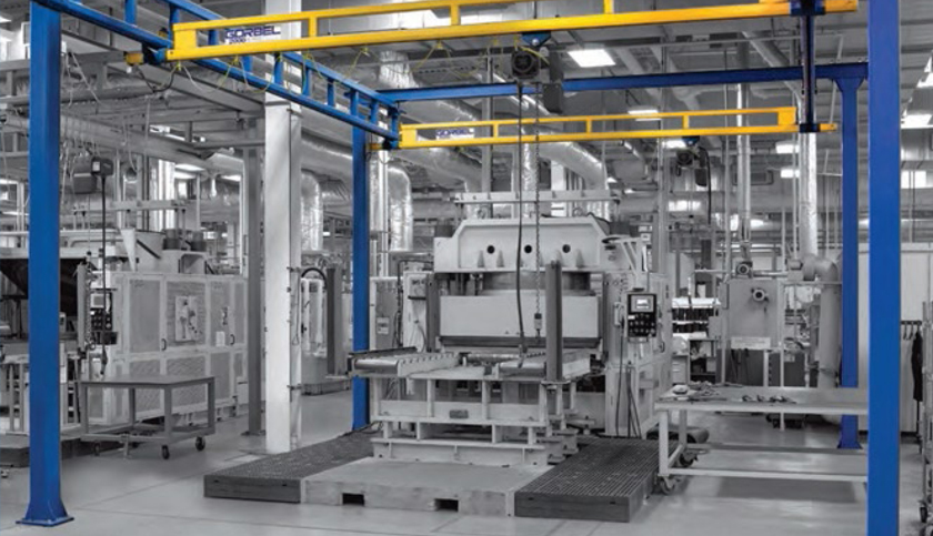 Warehouse Handling Systems: Options to Lift & Move Materials Around Your Facility