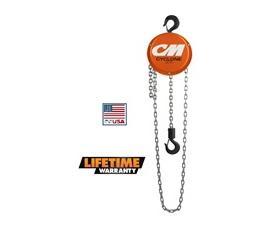 CM LODESTAR® Electric Chain Hoist