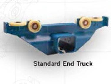 Gorbel End Trucks